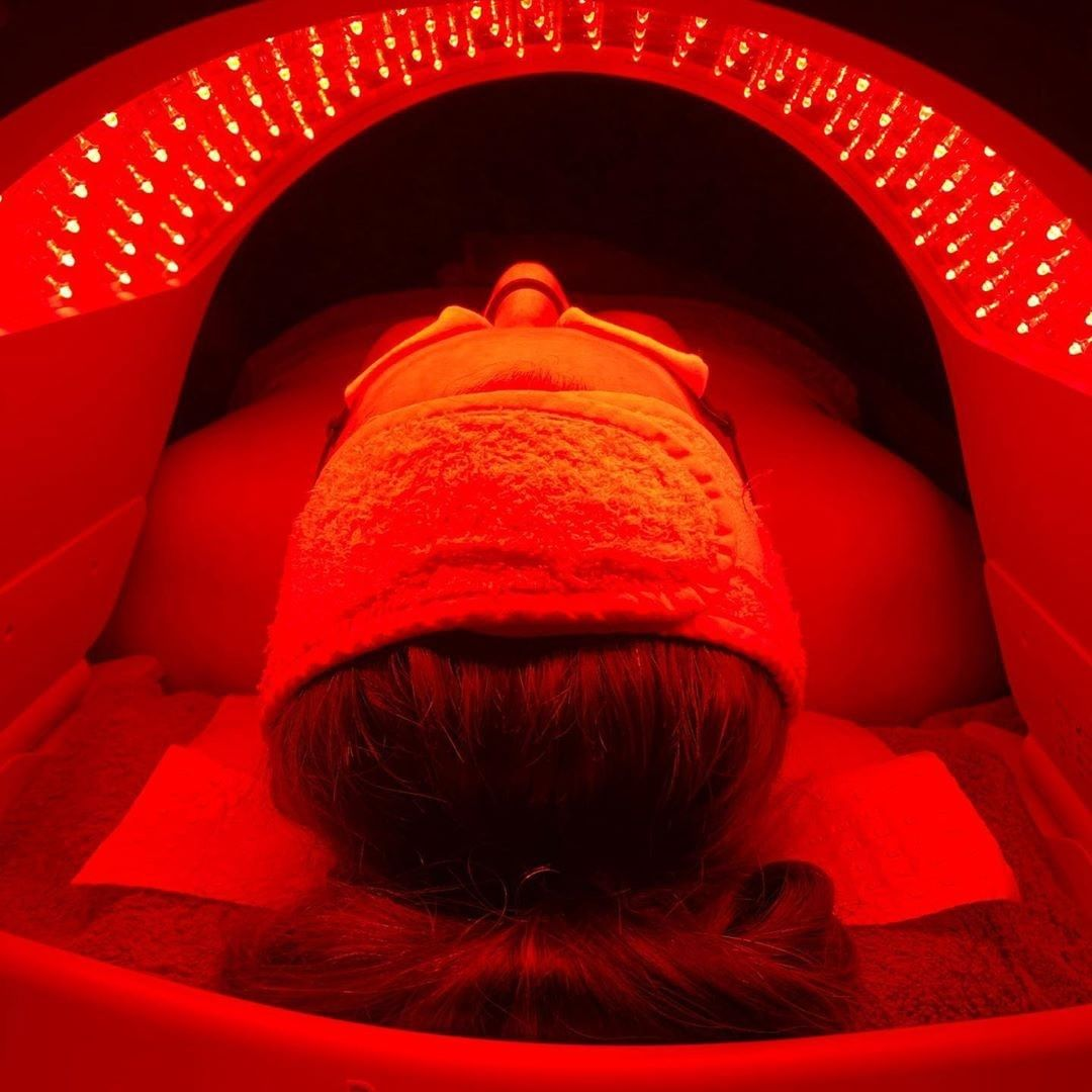 Dermalux Light Therapy at Sutherlands Hair and Beauty in Newport-on-Tay near Dundee