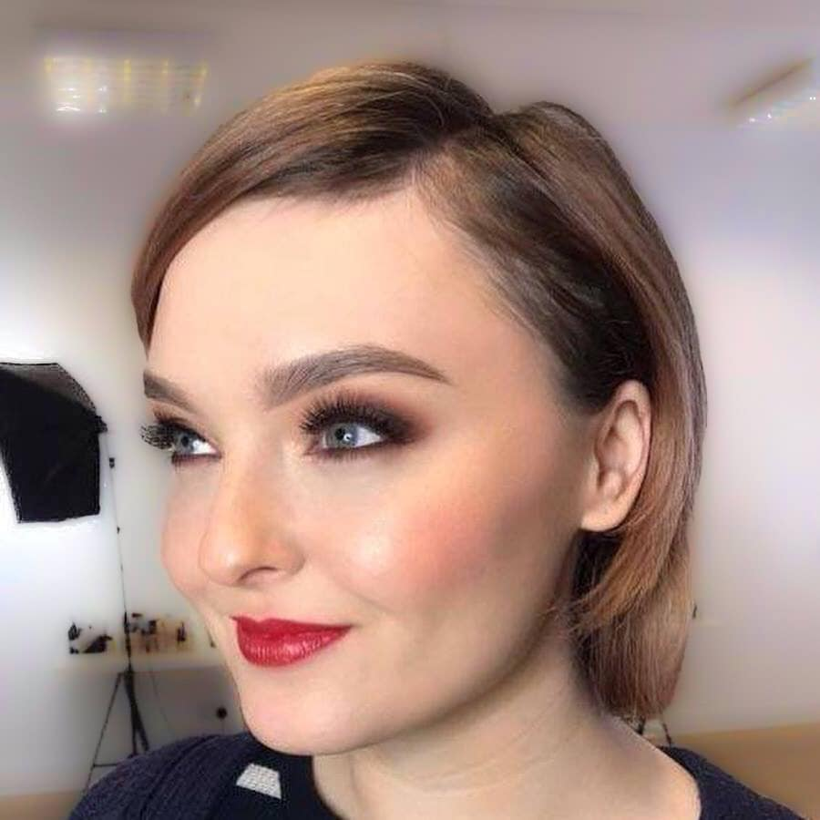 Makeup at Sutherlands Hair and Beauty