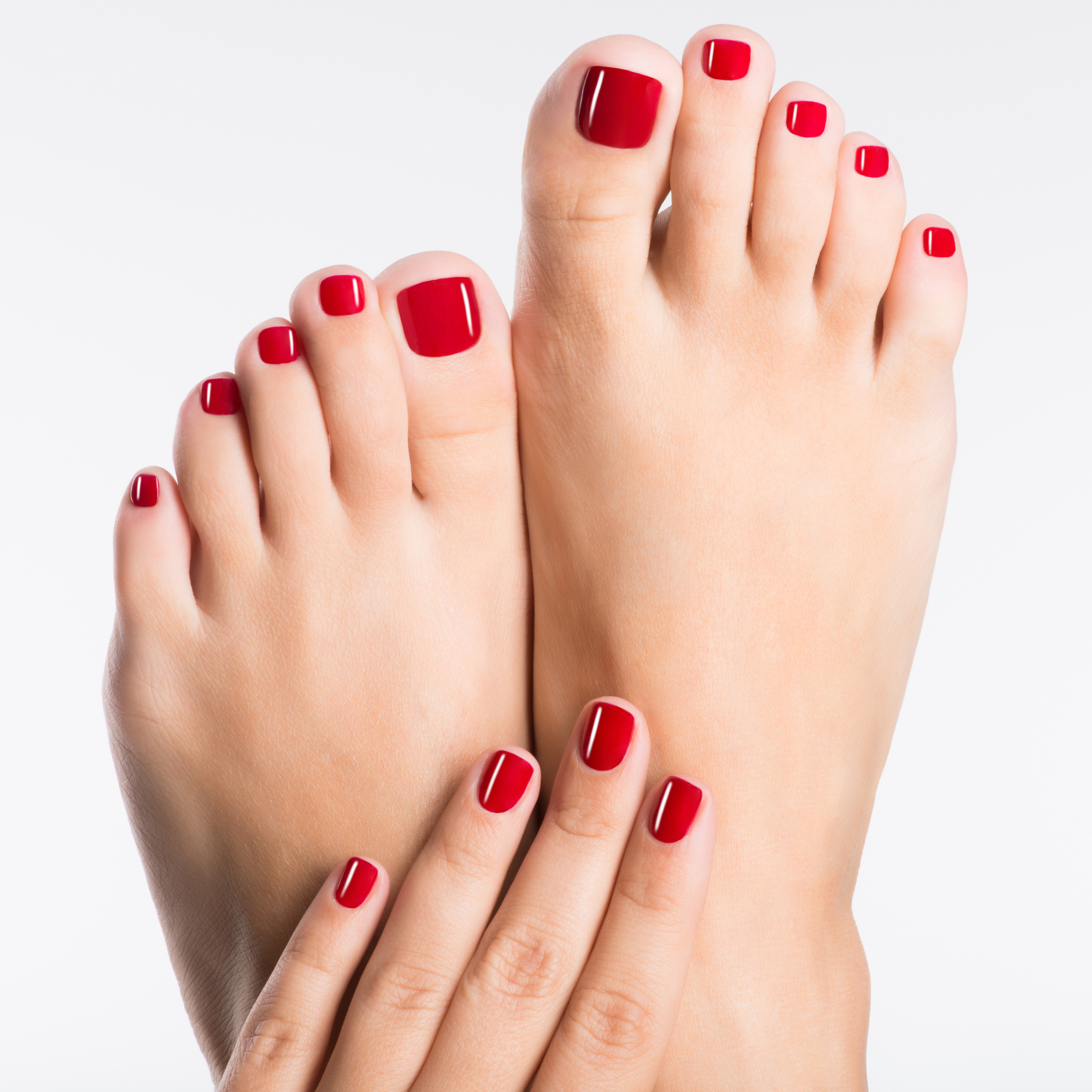 Nail salon Dundee at Sutherlands Hair and Beauty in Newport-on-Tay