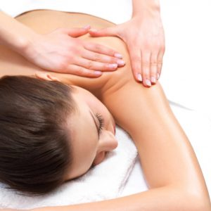 Massage treatments at Sutherlands Hair and Beauty near Dundee