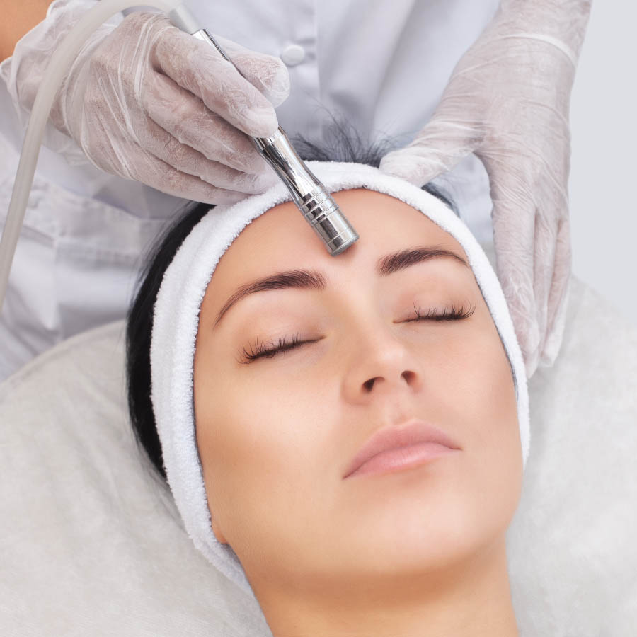 Microdermabrasion Dundee at Sutherlands Hair and Beauty in Newport-on-Tay