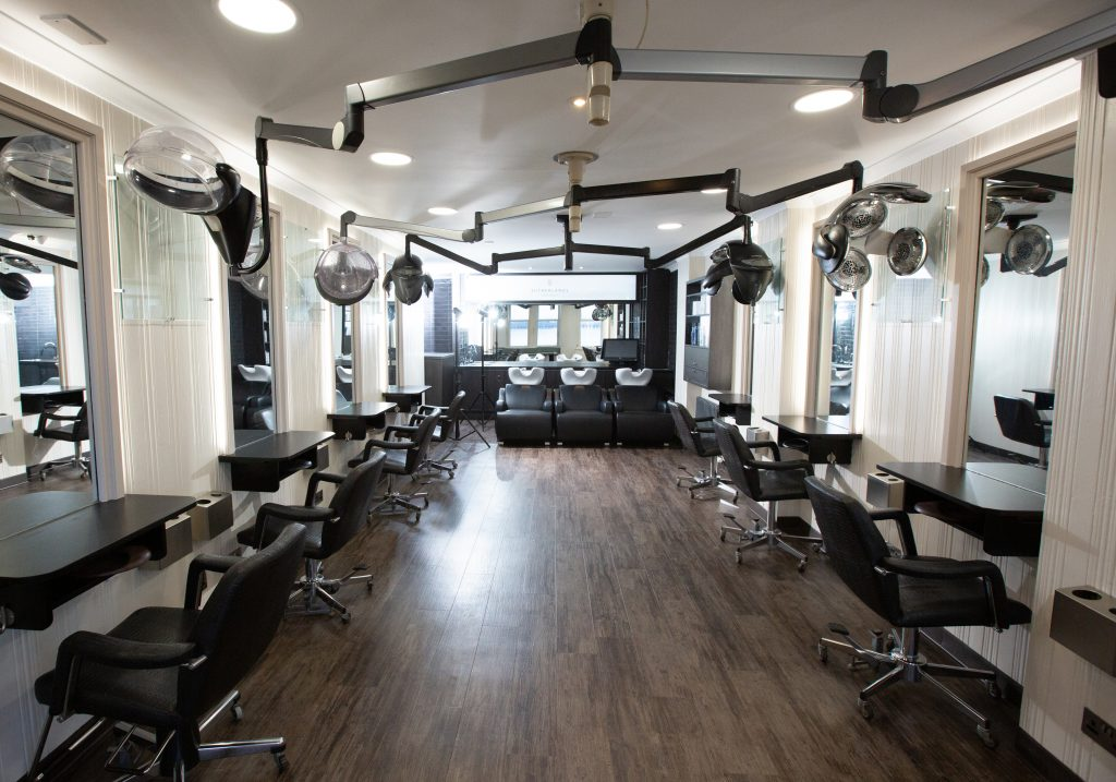 Sutherlands Hair and Beauty Hair Salon Middle Level in Newport-on-Tay in Dundee
