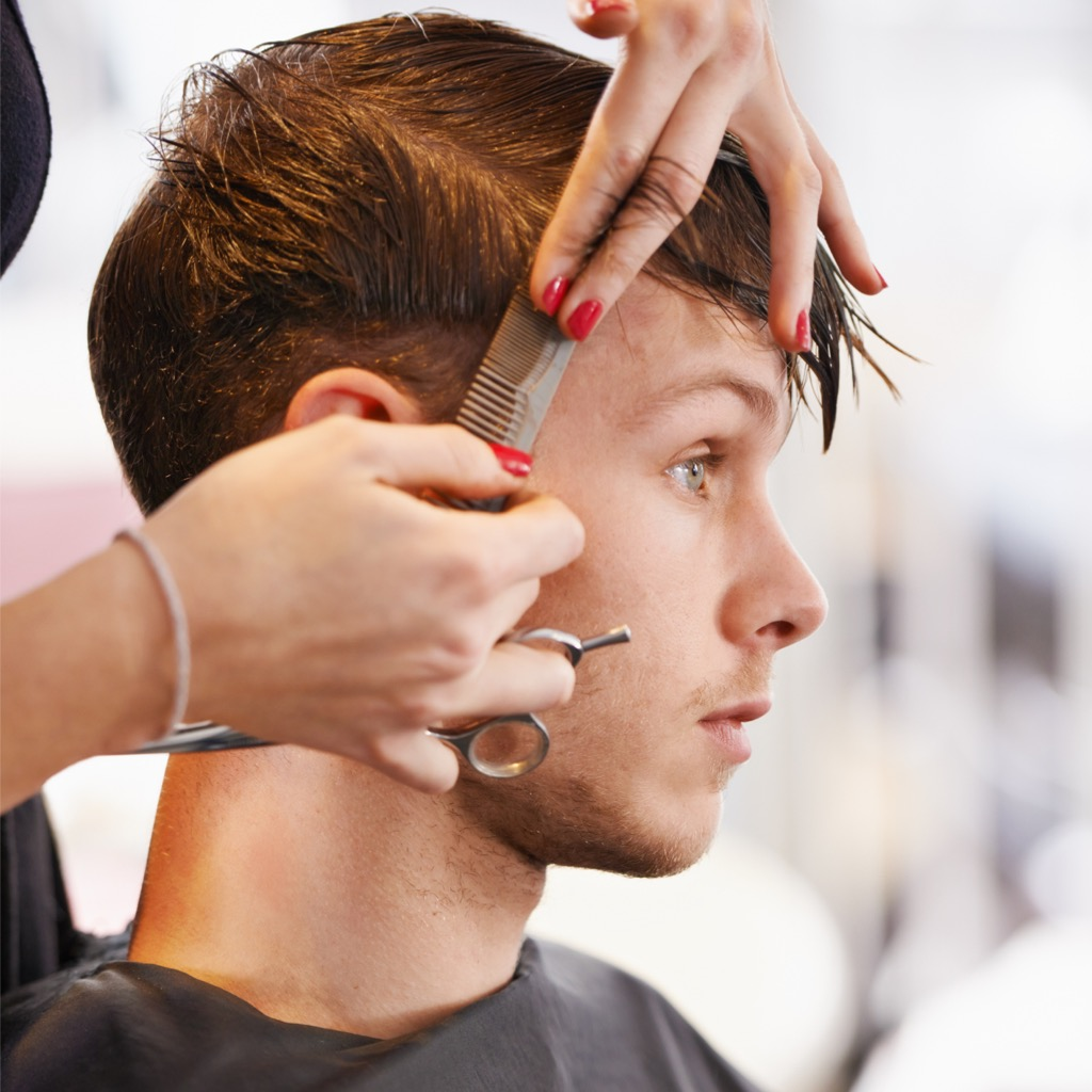 Barbering and gents treatments at Sutherlands Hair and Beauty in Newport-on-Tay