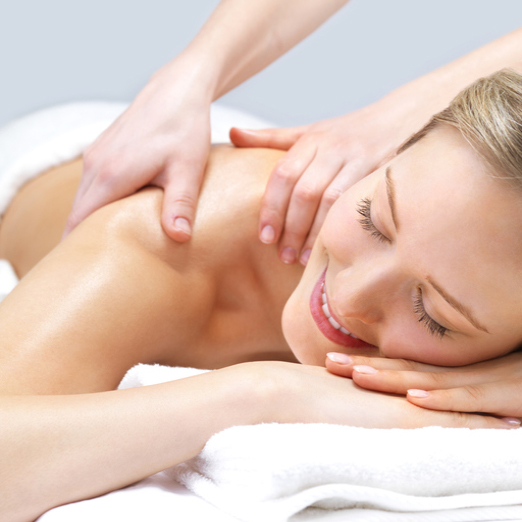 Massage Dundee Fife at Sutherlands Hair and Beauty