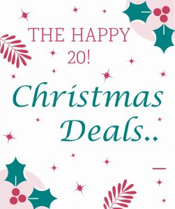 Christmas Deals at Sutherlands Hair and Beauty